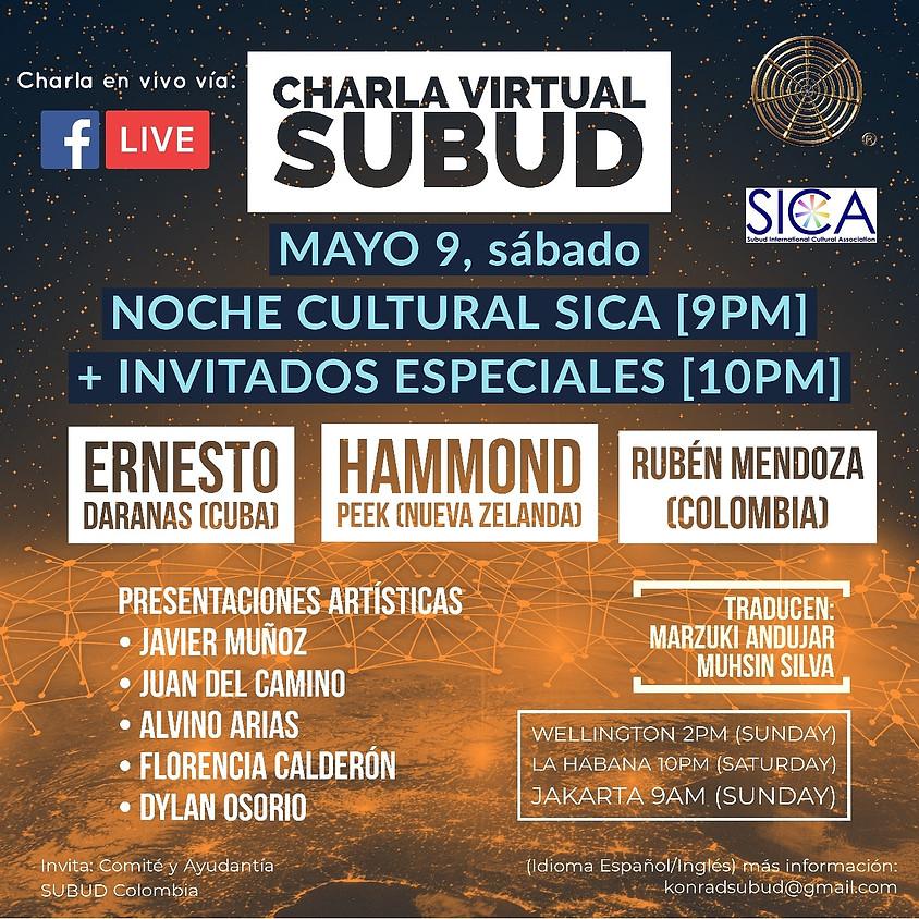 Cultural Night & Live Conversation