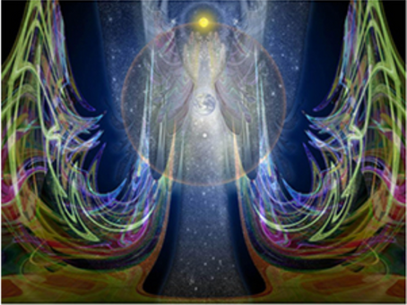"""Robert Mertens:  Angels and the """"Ambience of the Universe"""""""