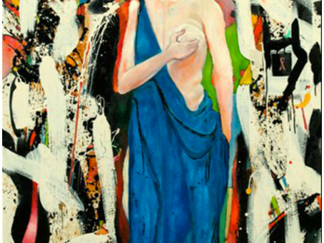A Celebration of Healing: Sal Brownfield, Artist