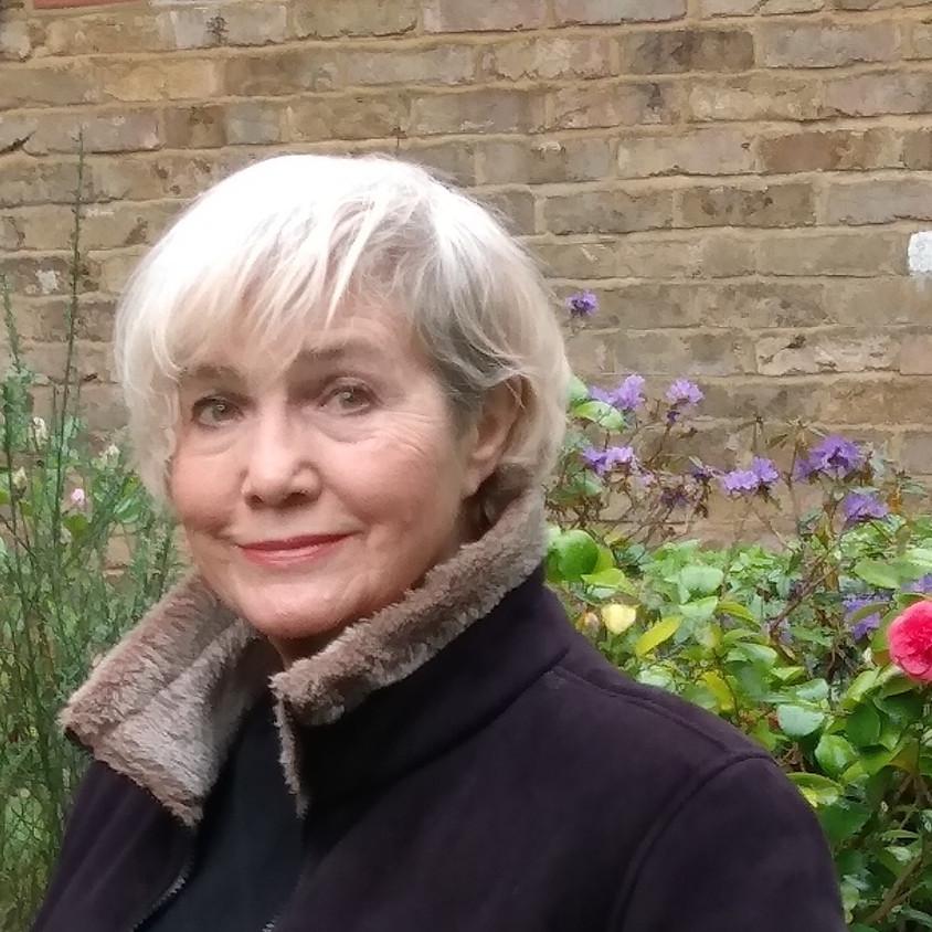 Zoomuse with Miranda Hampton  (Friday Poet Reading Conferences)
