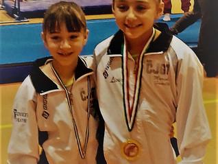 1° PROVA CAMPIONATO GOLD ALLIEVE!