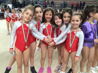 Pioggia di medaglie per le nostre piccole ma grandi ginnaste! Bravissime al Trofeo Gymgiocando e al