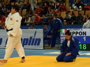 Annalisa Calagreti convocata per il Campionato del Mondo Junior di Judo a squadre 2017