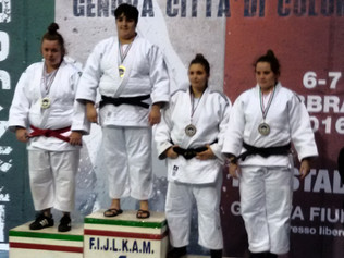 CALAGRETI ANNALISA trionfa al Trofeo Internazionale Città di Colombo Gran Prix Under 21