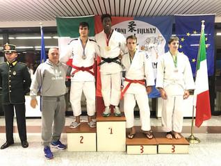 Grimzina Baldani Alexander bronzo al Trofeo Internazionale Città dell'Aquila.