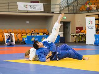 Annalisa Calagreti conquista ben due quinti posti al Campionato d'Europa Cadette di Judo 2015