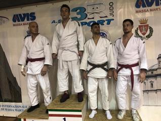 Grimzina Baldani Alexander Oro al Gran Premio Primo Dan di Todi.