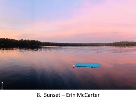 KLA 2021 Photo Contest:  Our Lake