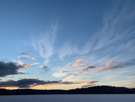 Why Does Keoka Lake Make Strange Sounds?