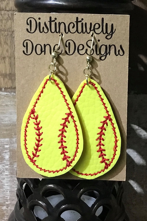Small Embroidered Earrings(Tap or click for options)