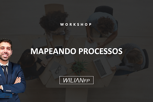 Workshop Mapeando Processos