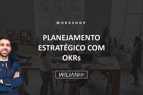 Metodologia Planejamento Estratégico com OKRs