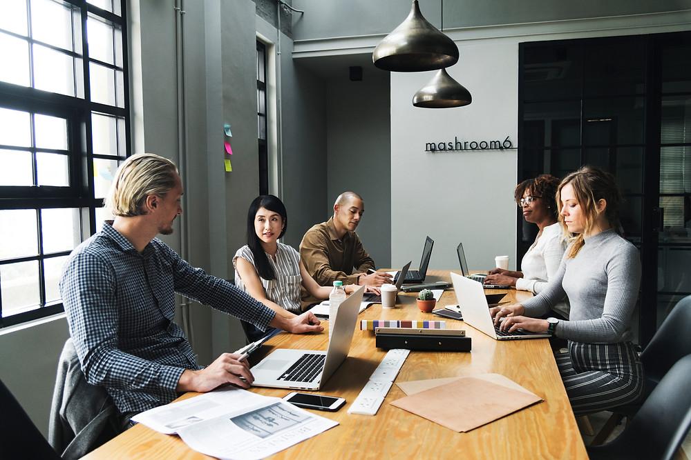 Reunião eficaz