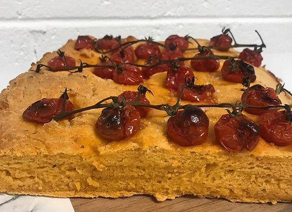 Sundried Tomato Focaccia