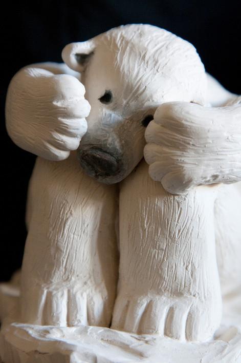 Tous unis ours polaire