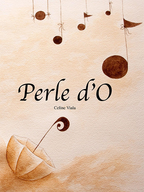 Livre pour enfant, Perle d'O, édité à compte d'auteur