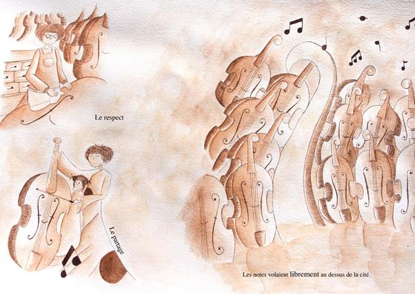 Livre musical Perle DO
