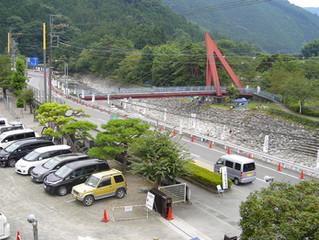 2020年も川遊び駐車場(夏季限定)を実施いたします。