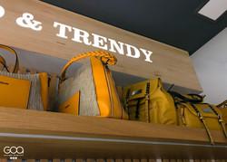 Corner Sand & Trendy