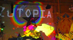 zutopia party