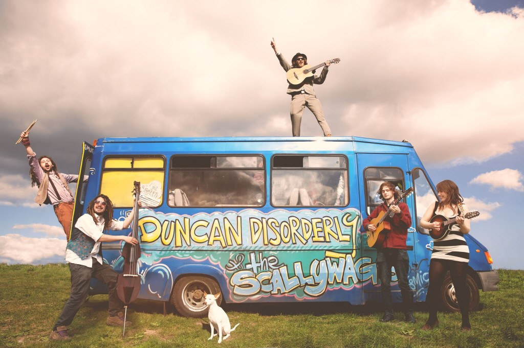 duncan disordely and the scallywags