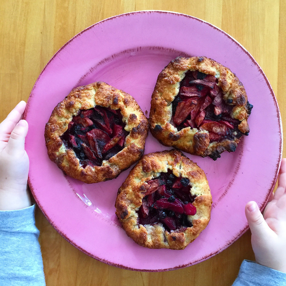 cooking with kids pies apple