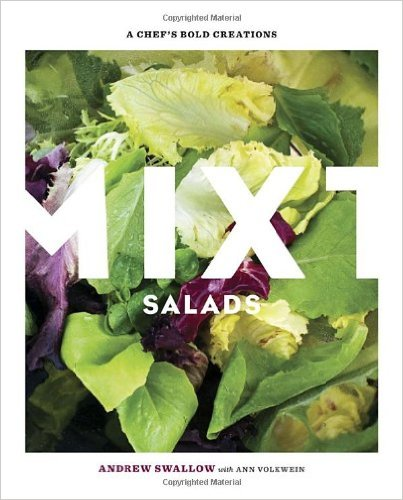 Mixt Salads Cookbook Andrew Swallow