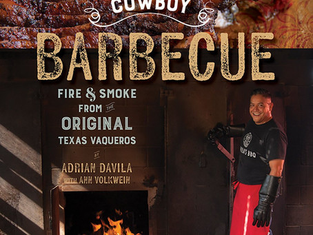 Book Launch: Cowboy Barbecue