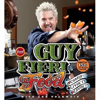 Guy Fieri Food Cookbook