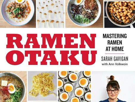 Book Launch: Ramen Otaku