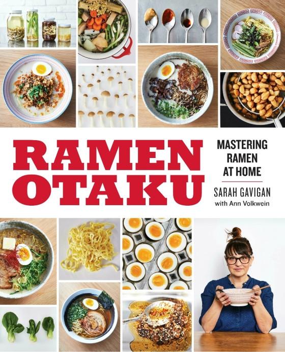 Ramen Otaku cookbook cover