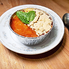 Thai Tea Creme Brulee