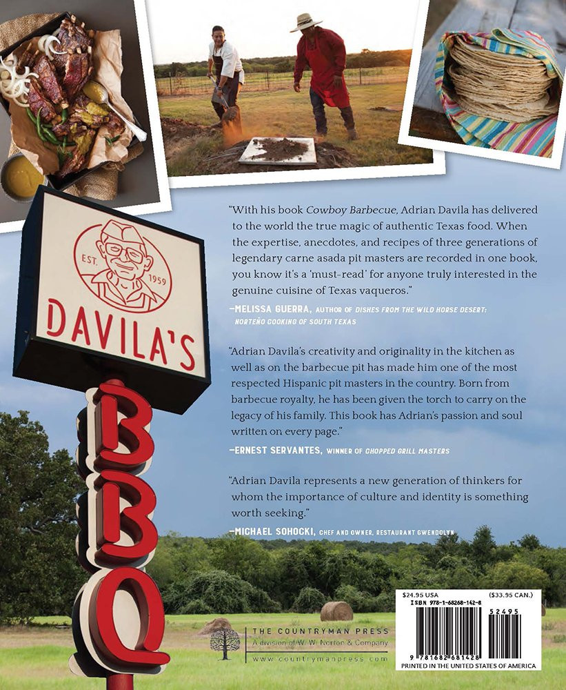 Cowboy Barbecue Adrian Davila