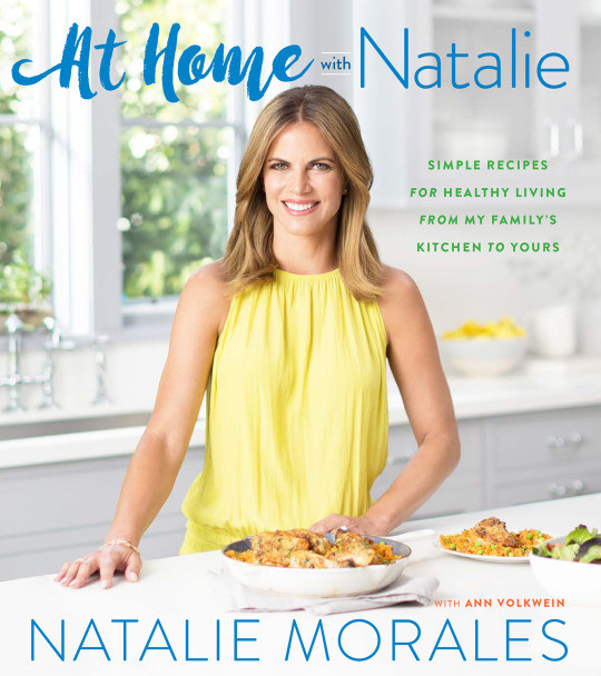 At Home with Natalie cookbook