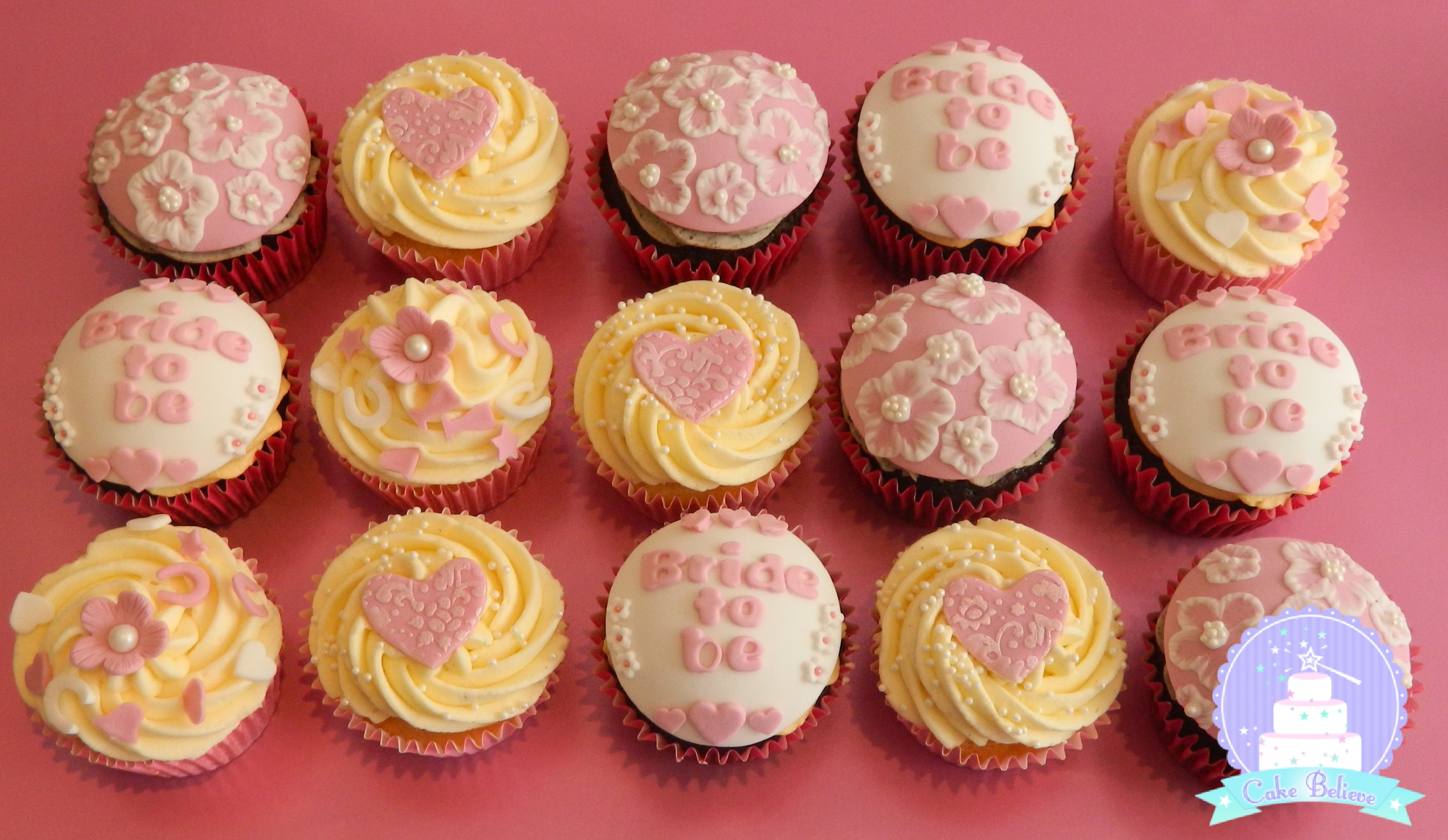 Hen party Cupcakes 2
