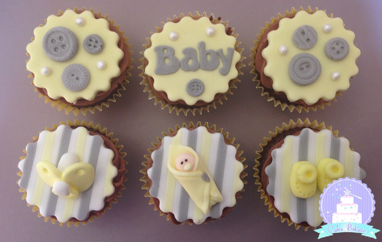 Baby shower lemon and grey WM
