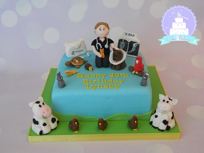 cakebelievewirral Birthday Cakes