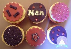 Nan cupcakes