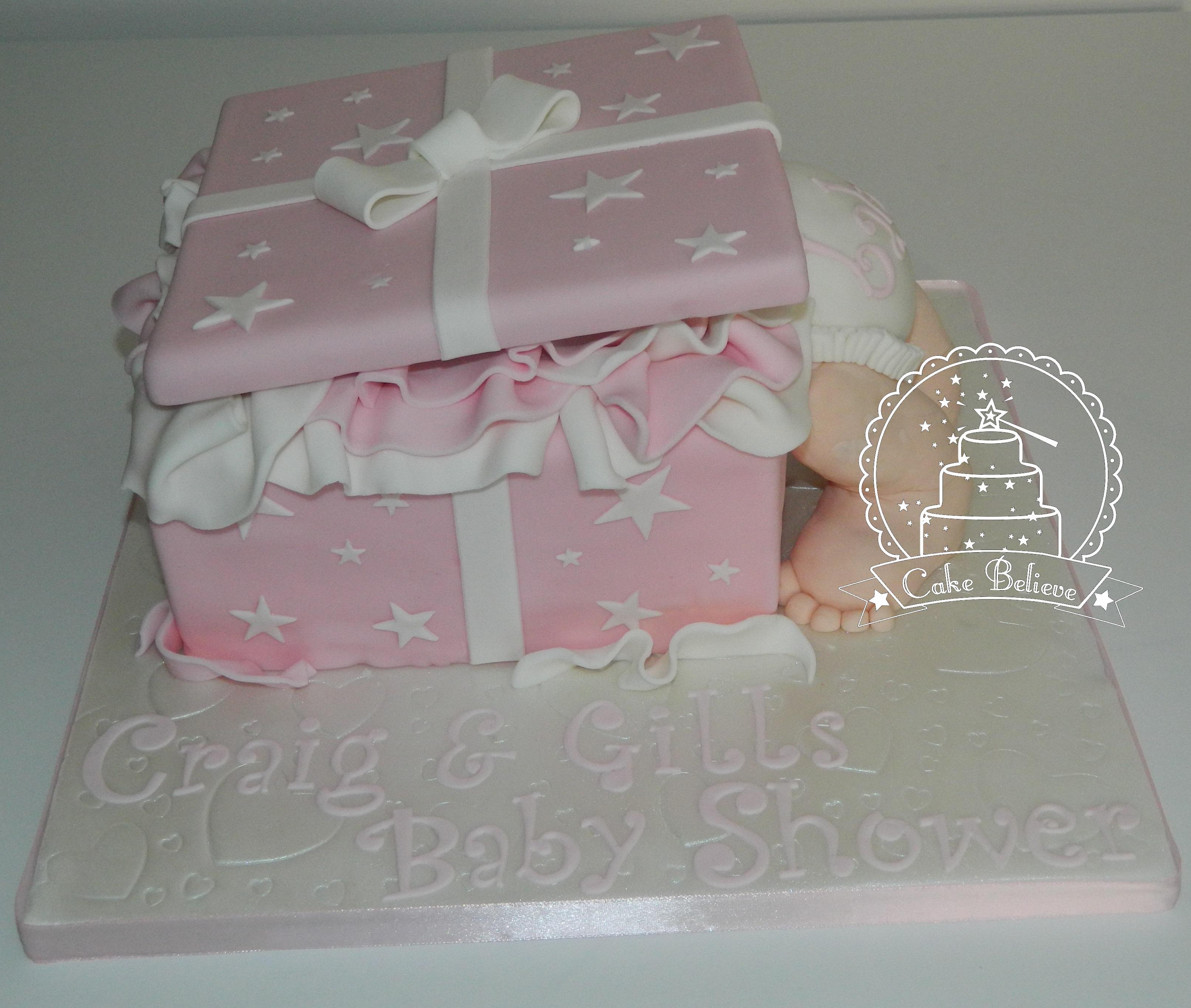 baby shower box