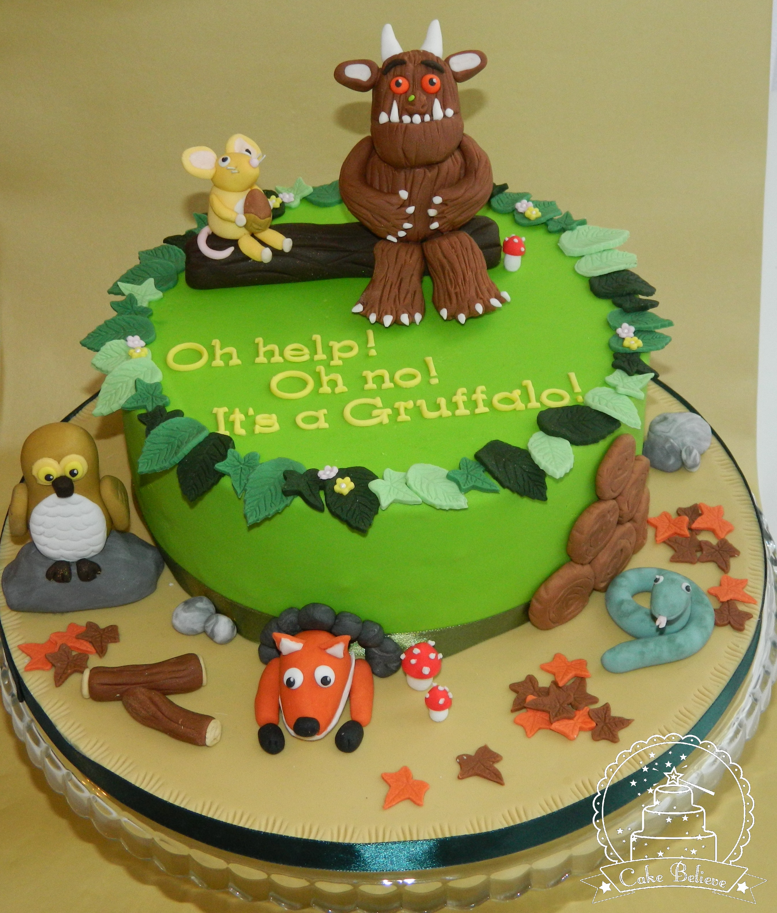 Gruffalo to use