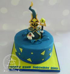 League of Legends Viegar cake