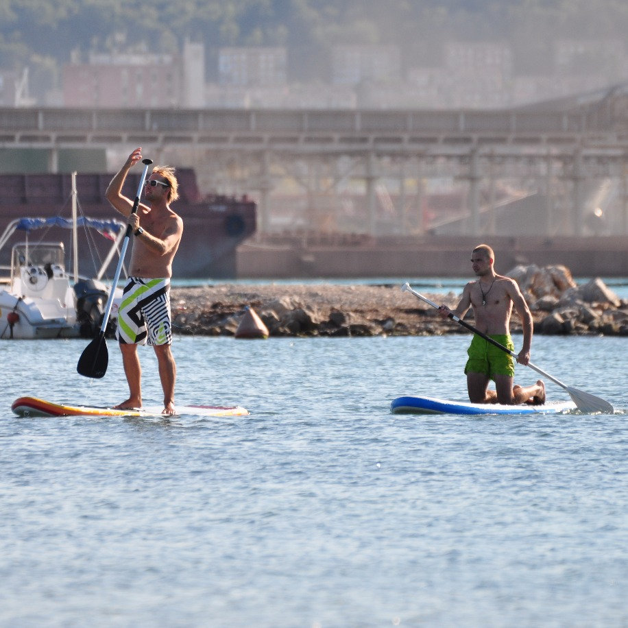 Stand up Paddle private course