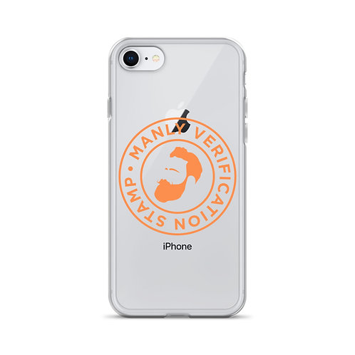The Manly iPhone Case