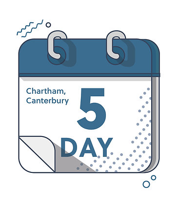 Week 26th - 30th October 1 Full-price child - 5 Days CHARTHAM SCHOOL