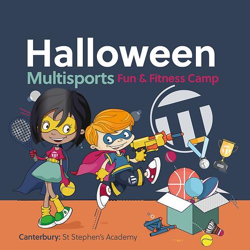 Oct Holiday Camp Canterbury