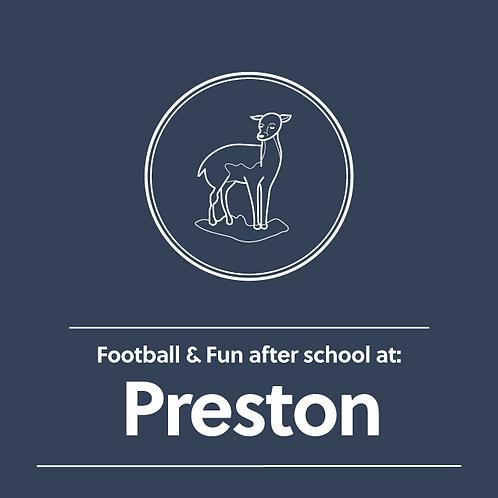 Preston After School Club
