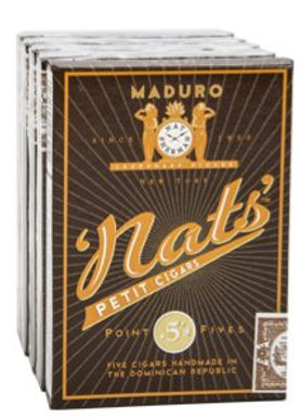 NAT'S PETIT CIGARS MADURO