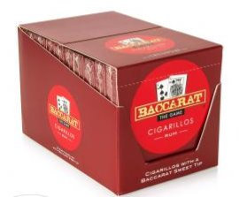 Baccarat Classic Cigarillos Rum 10x10