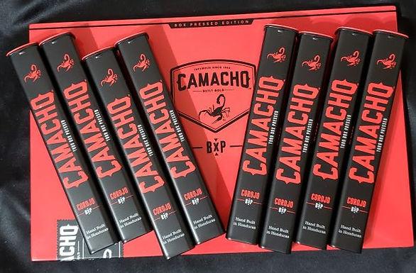 CAMACHO COROJO TORO BOX PRESSED