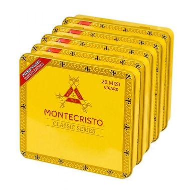 MONTECRISTO CLASSIC 20 MINI CIGARS